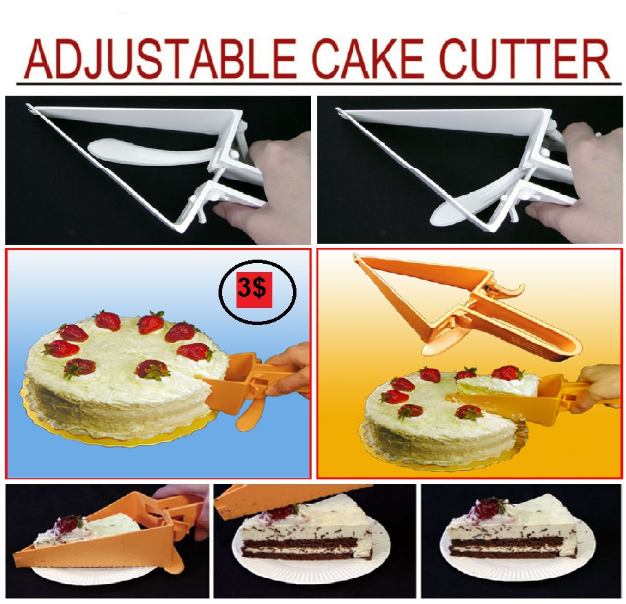 Adjustable Cake Cutter