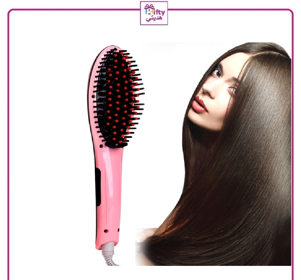 DIGITAL ANTI STATIC CERAMIC HAIR STRAIGHTENER