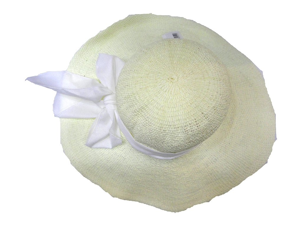 Sea Straw Hat White
