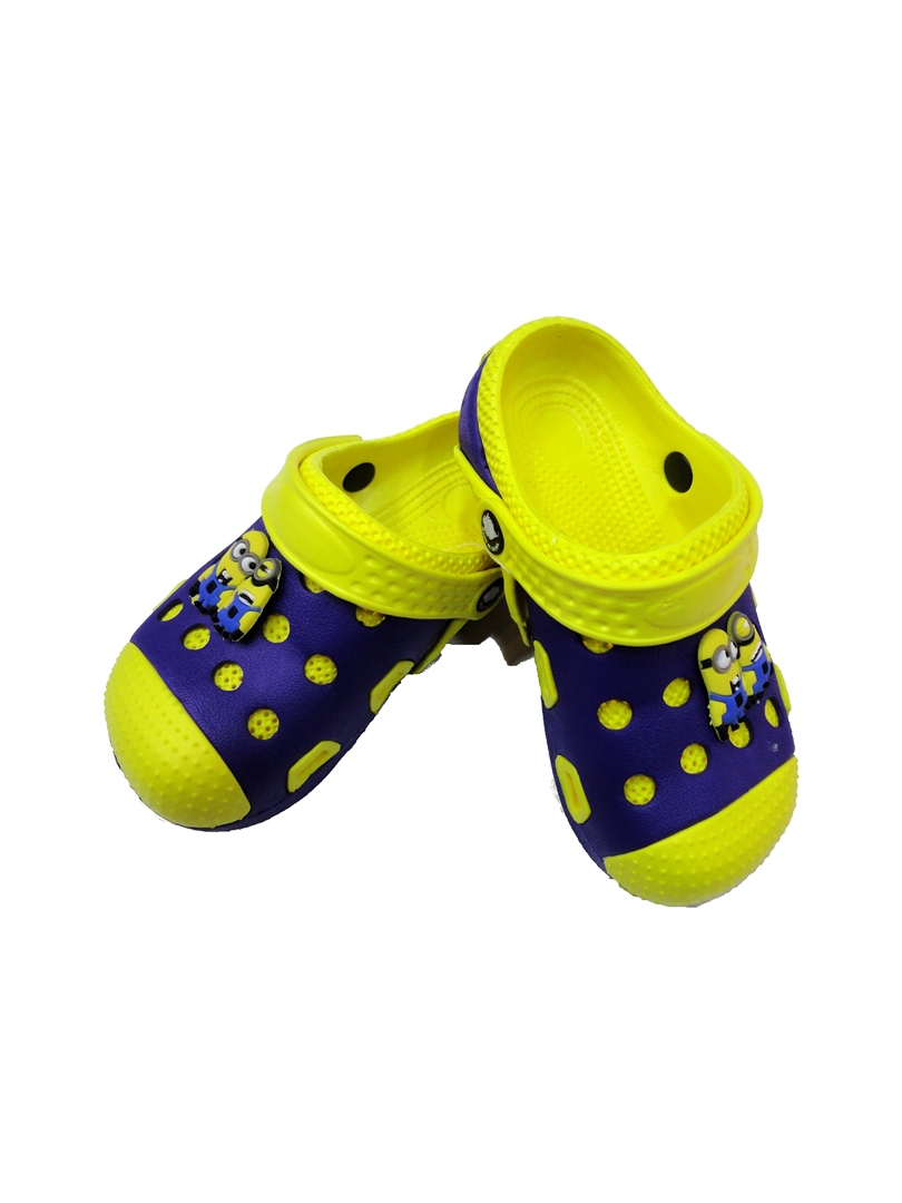 Kids Beach Sandals(crocs) Minions