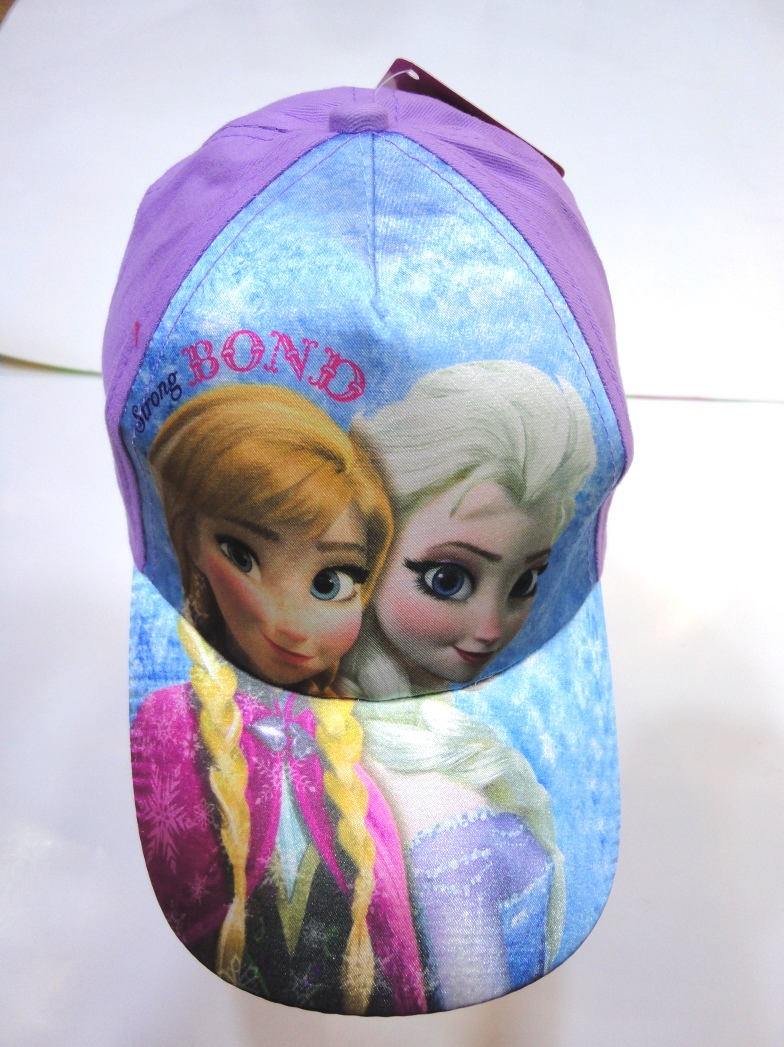 Summer Hat Frozen
