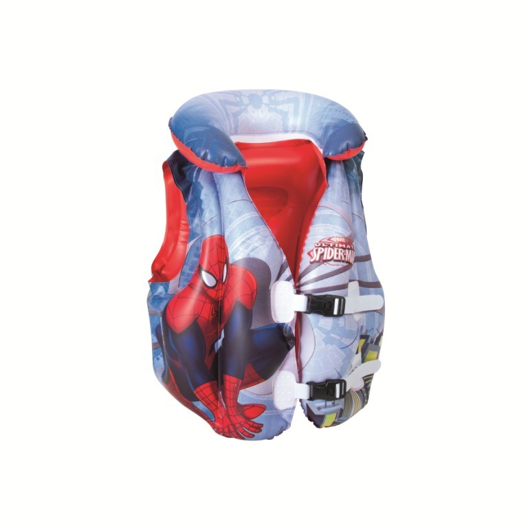 Swim Vest - Spiderman