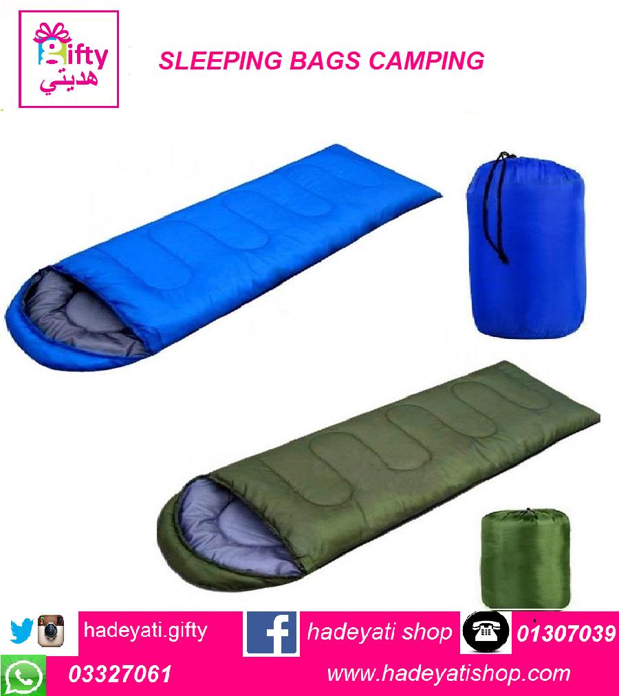 SLEEPING BAGS CAMPING
