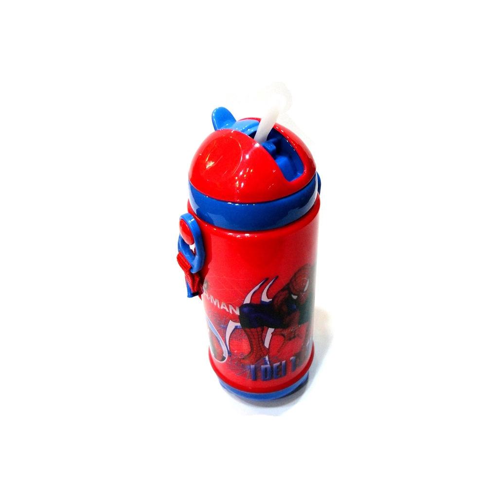 SPIDERMAN Water Bottles PLASTIC