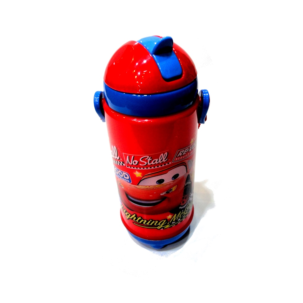 MCQUEEN CARS Water Bottles PLASTIC