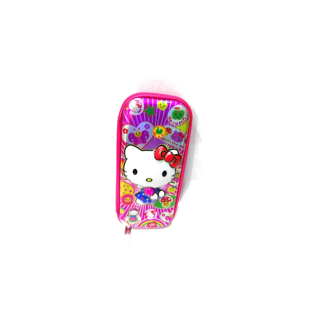 PENCIL CASE HELLO KITTY 3 D