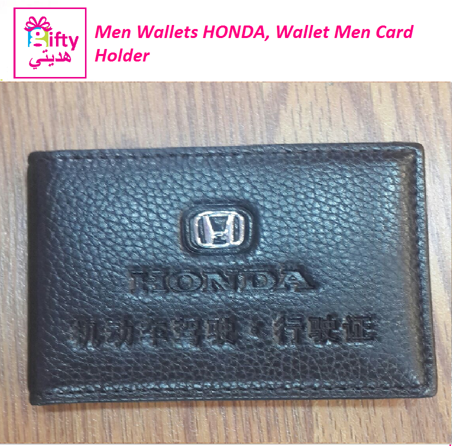Men Wallets HONDA, Wallet Men Card Holder