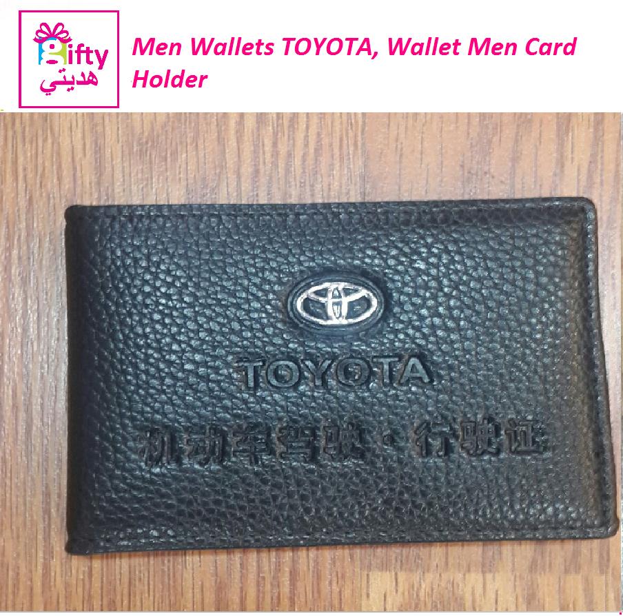 Men Wallets TOYOTA, Wallet Men Card Holder