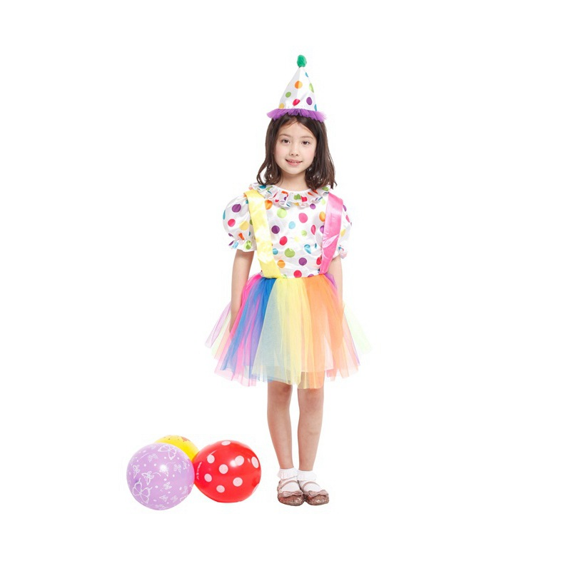 CELEBRATION PARTY GIRL COSTUME KIDS