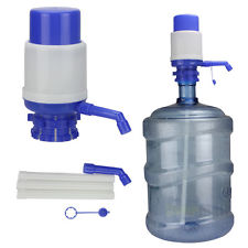 Manual Water Bottle Jug Hand Pump Dispenser
