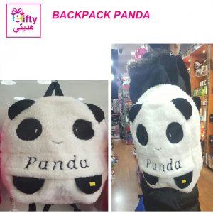 BACKPACK PANDA W