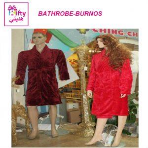 BATHROBE-BURNOS W