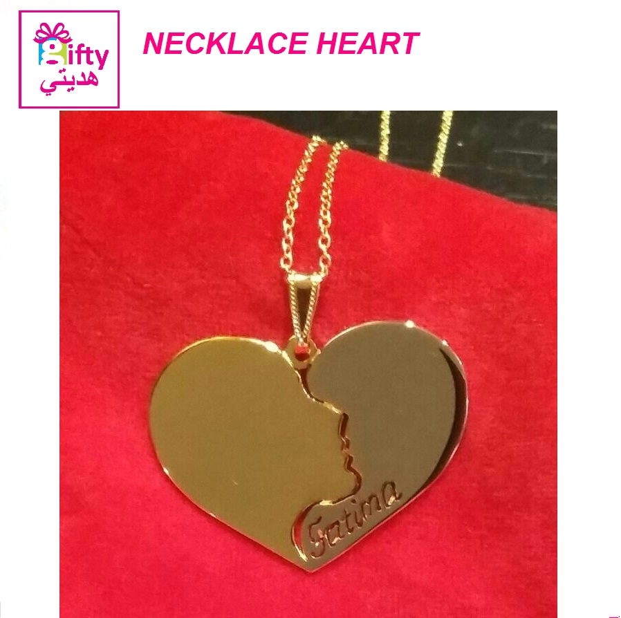 NECKLACE HEART