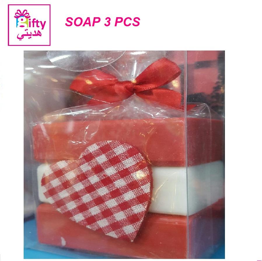 SOAP 3 PCS