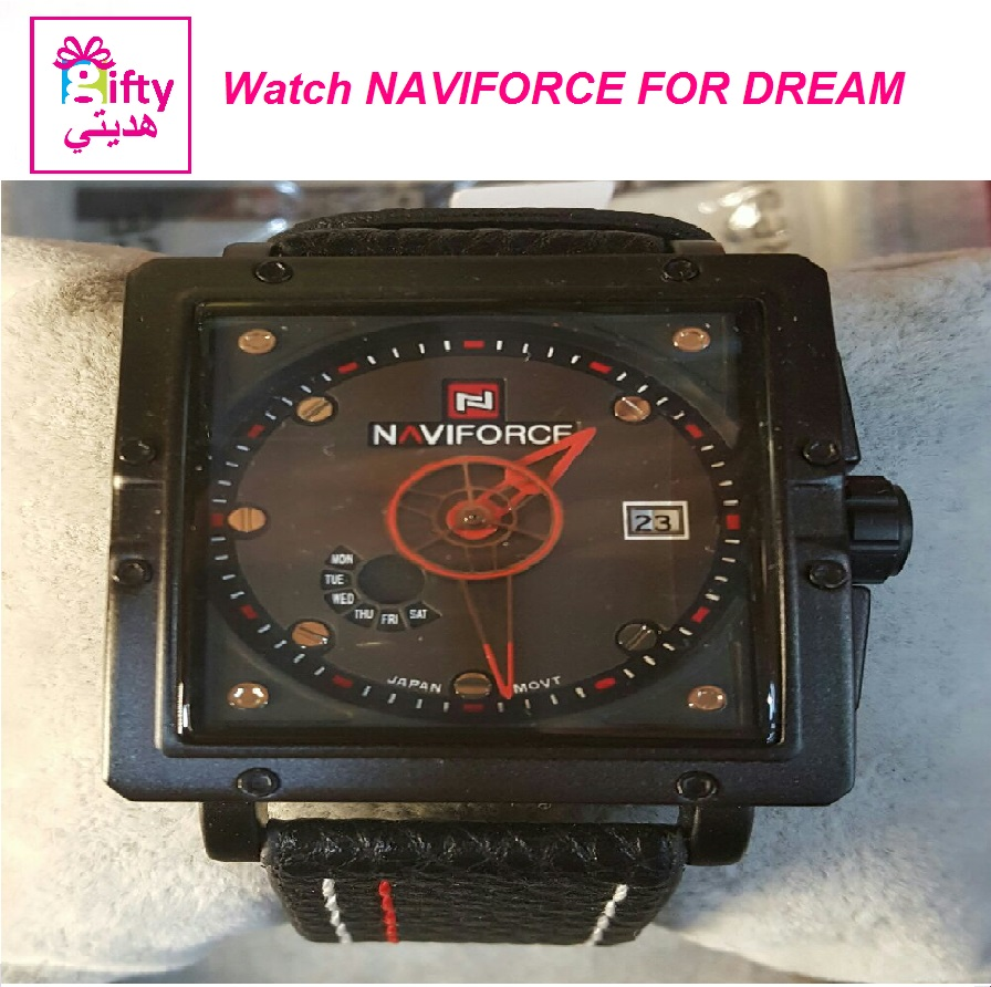 Watch NAVIFORCE FOR DREAM