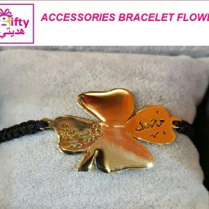 ACCESSORIES BRACELET FLOWER W