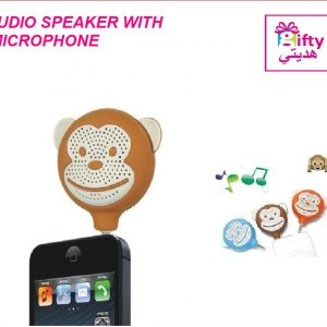 AUDIO SPEAKER WITH MICROPHONE w