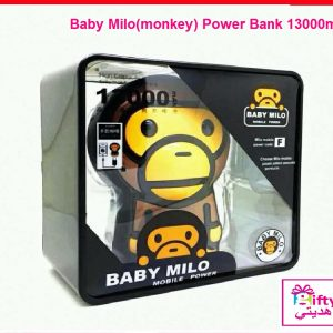 Baby Milo(monkey) Power Bank 13000mAh w