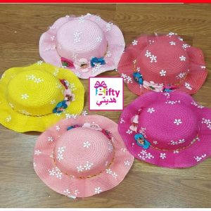 HAT 7701 1-6 YEARS(5 COLORS)W