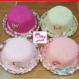 HAT 7709 1-5 YEARS(4 COLORS)W