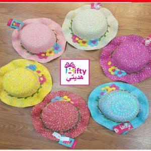 HAT 7728 6-12 YEARS(6 COLORS) W