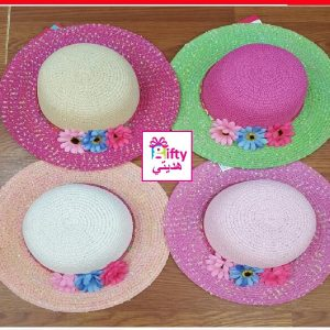 HAT 7731 6-12 YEARS(4 COLORS)W