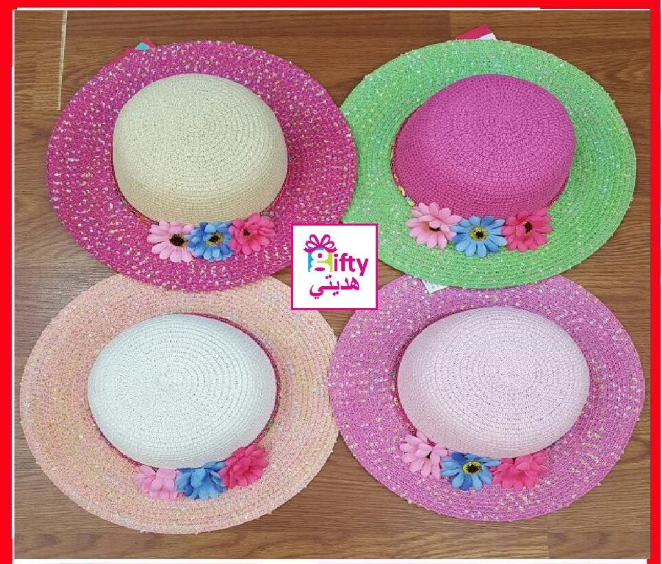HAT 7731  6-12 YEARS(4 COLORS)