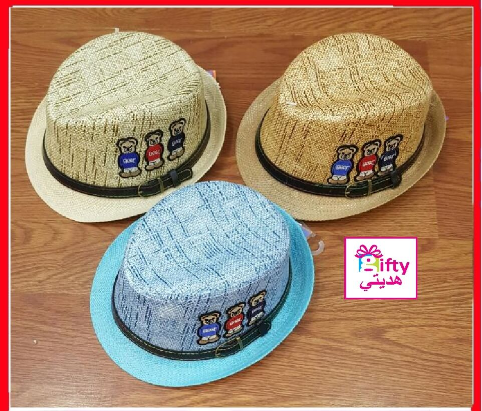 HAT 7740  6-12 YEARS(3 COLORS)