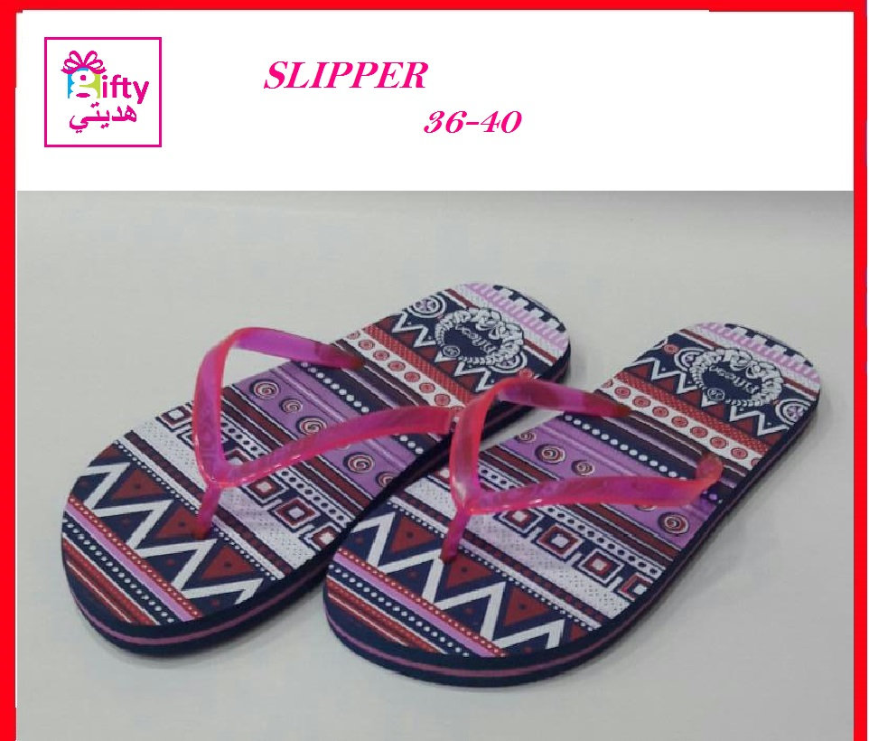 SLIPPER FOR BEACH
