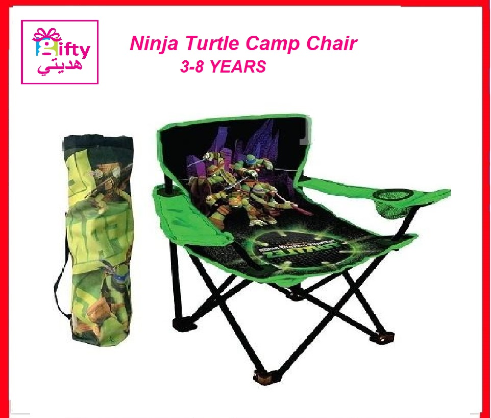 Ninja Turtle Camp Chair