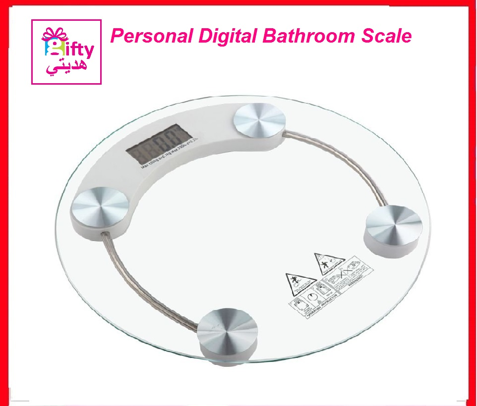 Personal Digital Bathroom Scale