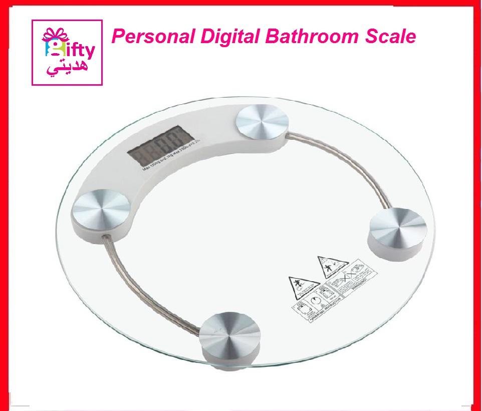 Personal Digital Bathroom Scale