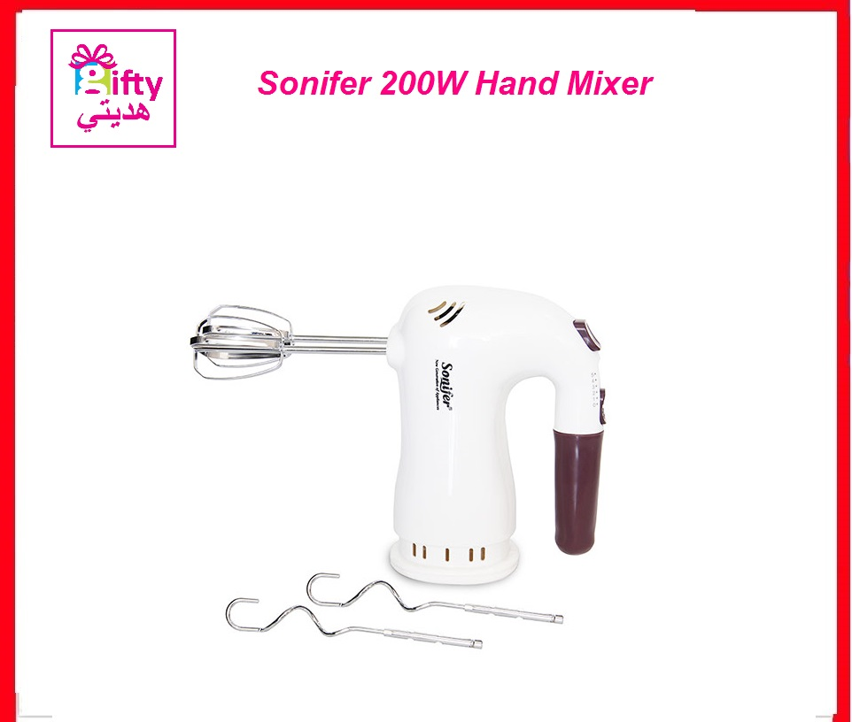 Sonifer 200W Hand Mixer