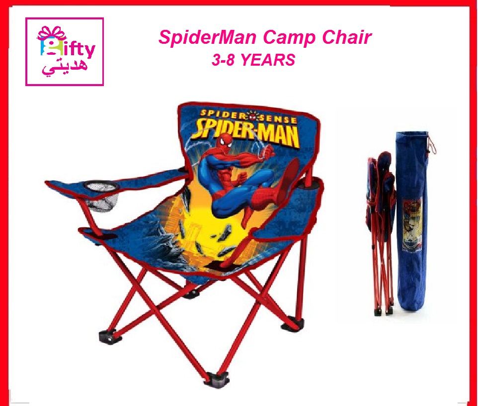 SpiderMan Camp Chair