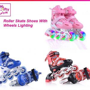 Roller Skate Shoes With Wheels Lighting W