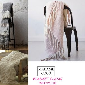 MADAME COCO BLANKET CLASIC W