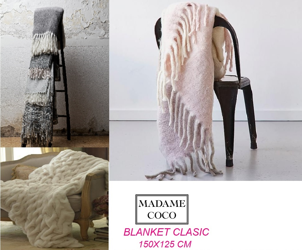 MADAME COCO BLANKET CLASIC