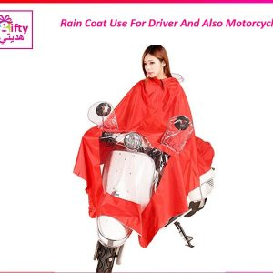 Rain Coat Use For Driver And Also Motorcycle W