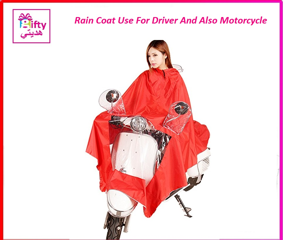Rain Coat Use For Driver And Also Motorcycle