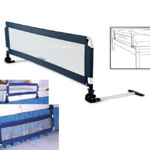 Baby Bed Safety Rail W