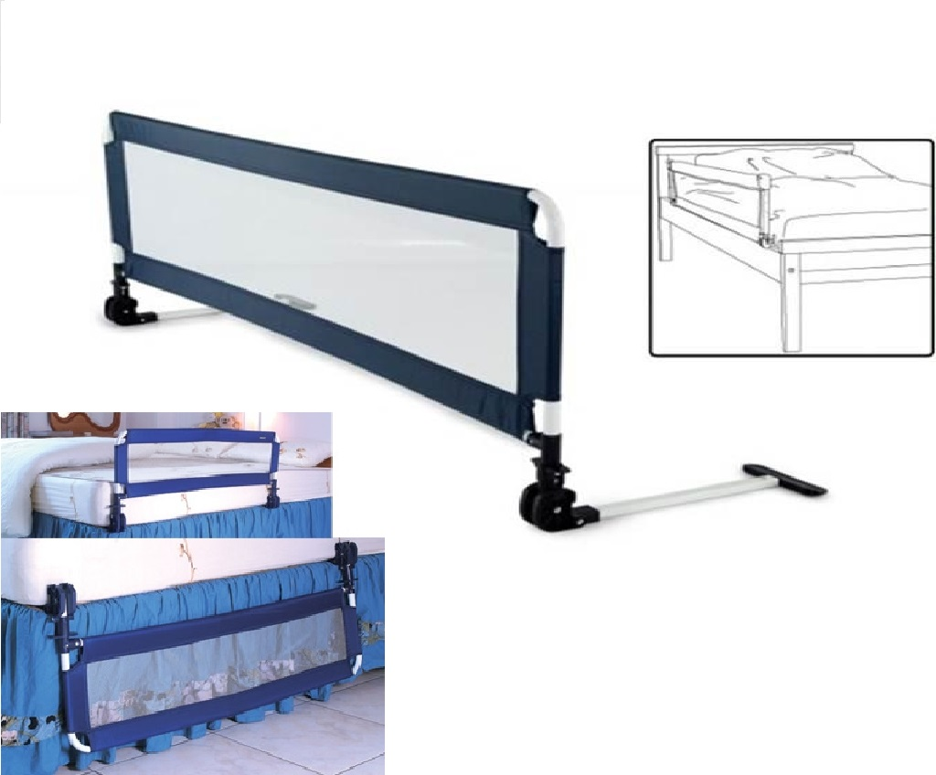 Baby Bed Safety Rail