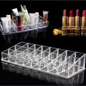 Lipstick Shelf 24 separate compartments W