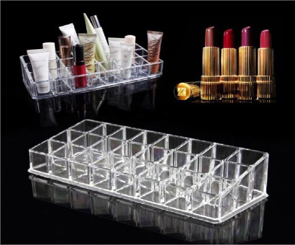 Lipstick Shelf 24 separate compartments
