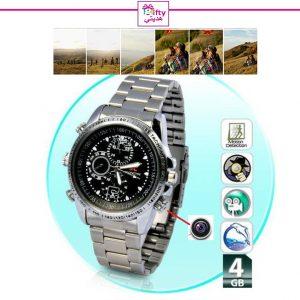 4GB Digital Camera Spy Watch W