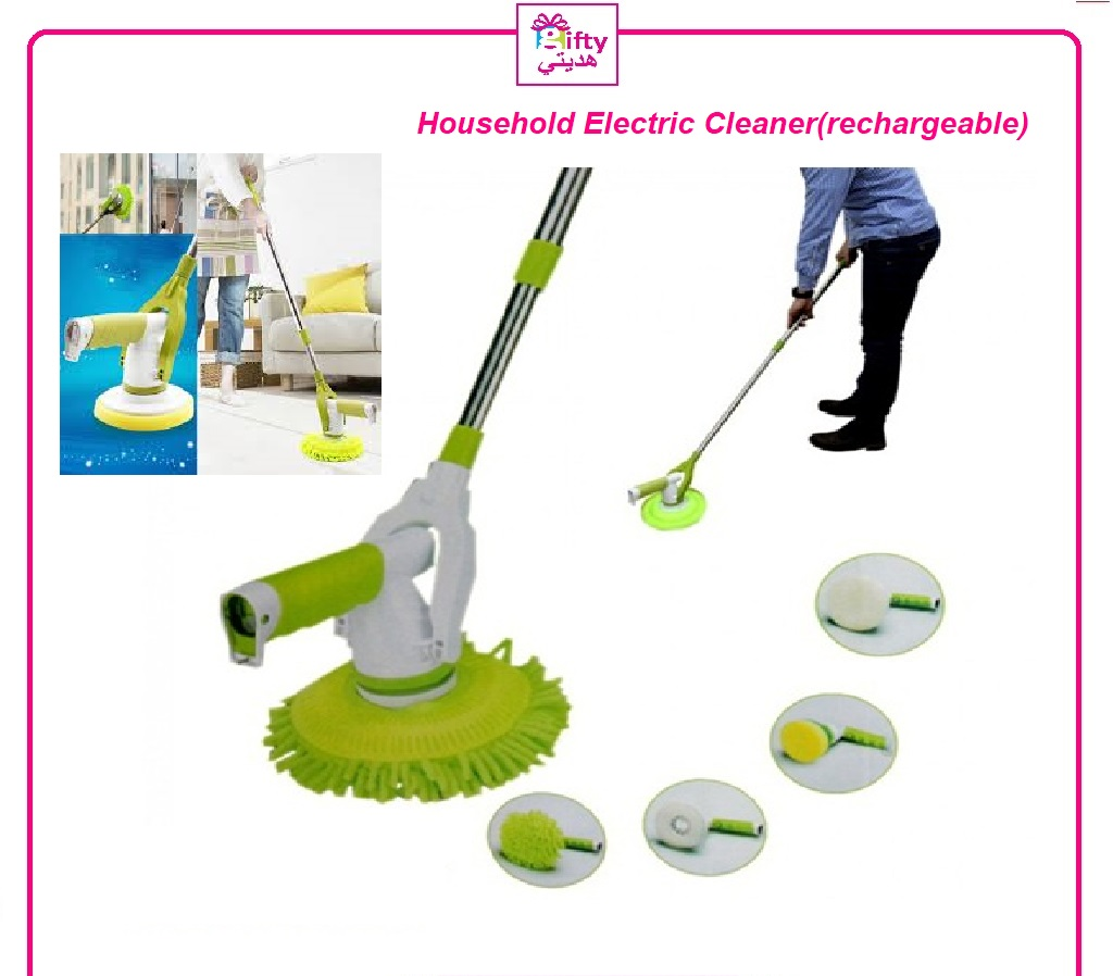 Household Electric Cleaner Rechargeable