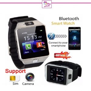 Bluetooth Smart Watch Phone & Camera Support SIM Card For Android-iOS W