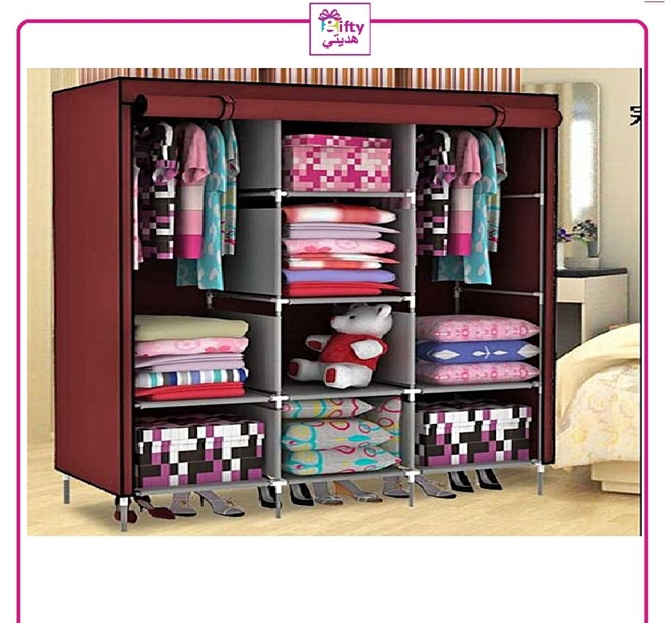 Foldable Storage Wardrobe 88130