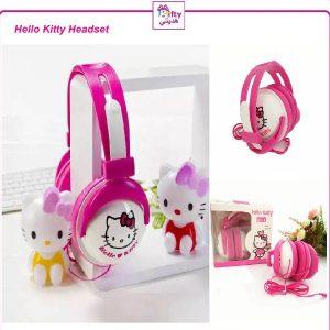 Hello Kitty Headset w