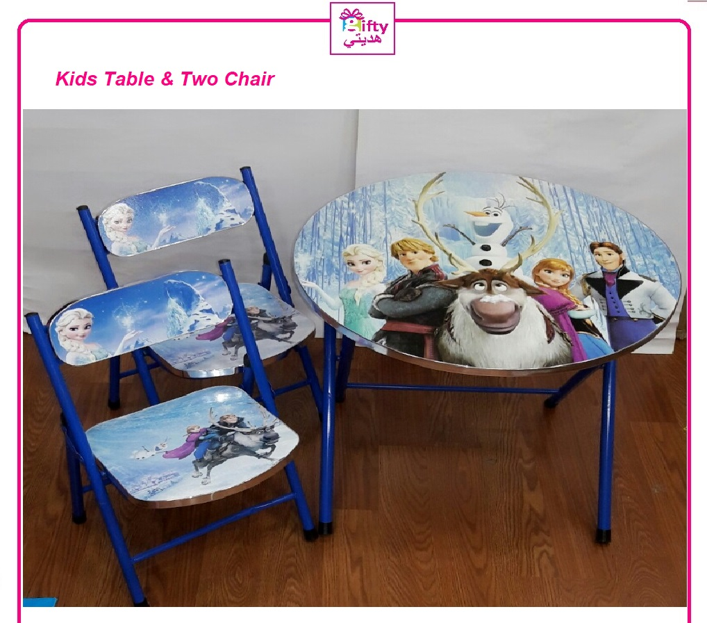 Kids Table & Two Chair