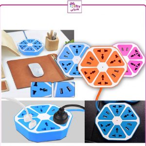 4 USB Hexagon Socket w